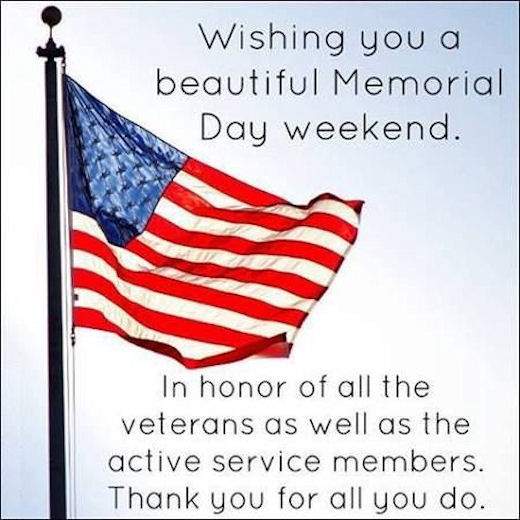 Memorial Day Wishes - Happy Memorial Day Images 2019 ...